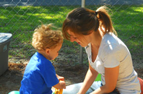 Infant/Toddler Childcare